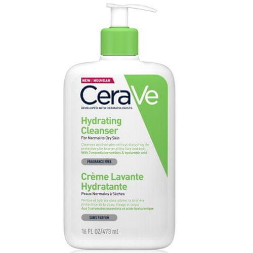CeraVe (Hydrating Cleanser)