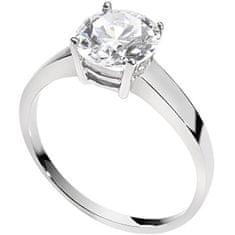 Morellato Ocelový prsten Luce SRL01 (Obvod 54 mm)
