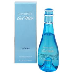 Davidoff Cool Water Woman - dezodorant z atomizerem 100 ml