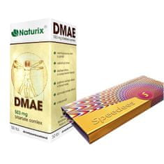 Vetrisol DMAE 50 tabliet + Speedees 10 ks zvýhodnené balenie