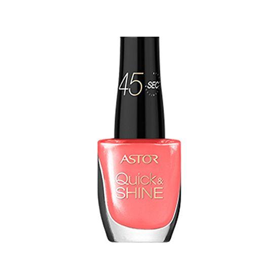 Astor Nail Polski Szybkie & Shine 8 ml