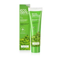 Ecodenta ( Whitening Toothpaste) 100 ml z Bergamotom, limoninim oljem in Kalidentom
