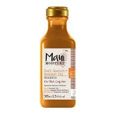 Maui šampon pro husté kudrnaté vlasy s kokosovým olejem 385 ml