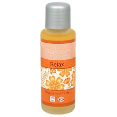 Saloos Bio telový a masážny olej - Relax (Objem 125 ml)