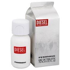 Diesel Plus Plus Feminine - EDT 1 ml - vzorec
