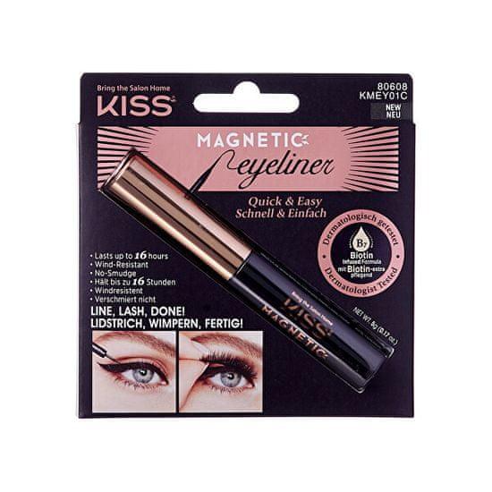 KISS Magnetické oční linky (Magnetic Eyeliner) 5 g
