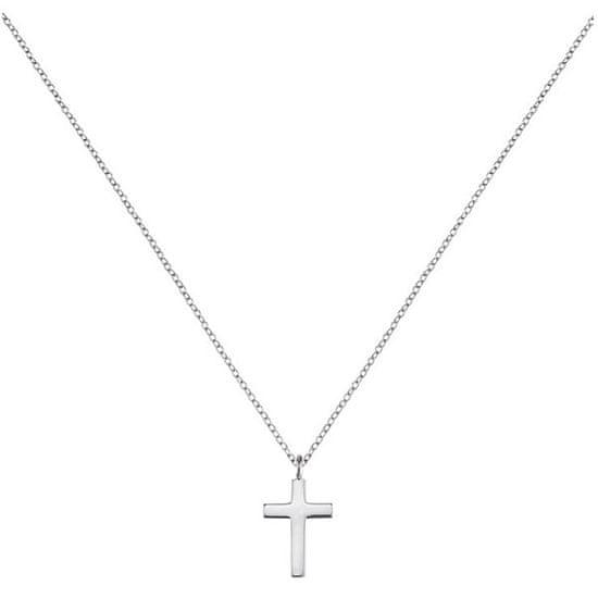 Engelsrufer Stříbrný náhrdelník Křížek ERN-LILCROSS stříbro 925/1000