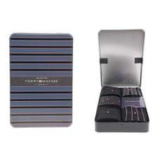 Tommy Hilfiger 5 PAK - skarpety męskie 100000847-003 (rozmiar 39-42)