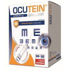 Simply you Ocutein Brillant Lutein 25 mg 90 tob. + 30 tob. ZDARMA + dárek