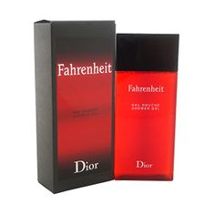 Dior Fahrenheit - żel pod prysznic 200 ml