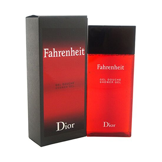 Dior Fahrenheit - gel za tuširanje