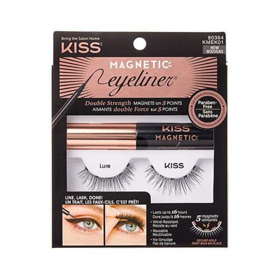 KISS Magnetni (Magnetic Eyeliner & Lash Kit)