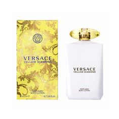 Versace Yellow Diamond - testápoló 200 ml