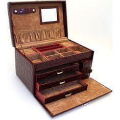 Jan KOS Bordo škatla za nakit SP-581 / A10