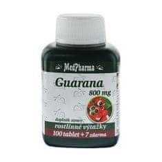 MedPharma Guarana 800 mg 100 tbl. + 7 tbl. ZD ARMA