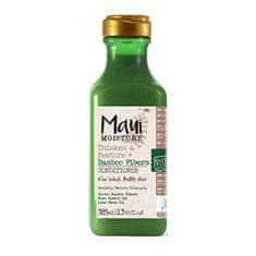 Maui posilující kondicioner pro slabé vlasy + bambusové vlákno 385 ml