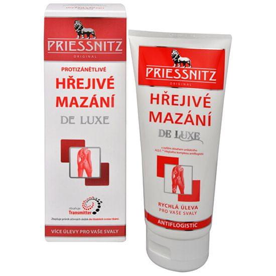 Simply you Priessnitz Hrejivé mazanie De Luxe 200 ml
