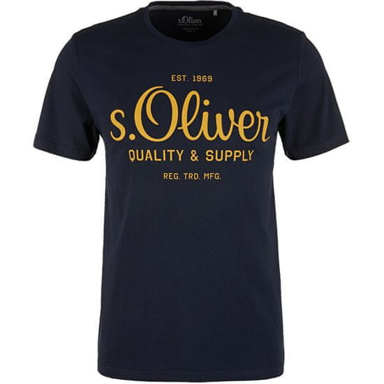 s.Oliver Moška majica 03.899.32.5264.5978