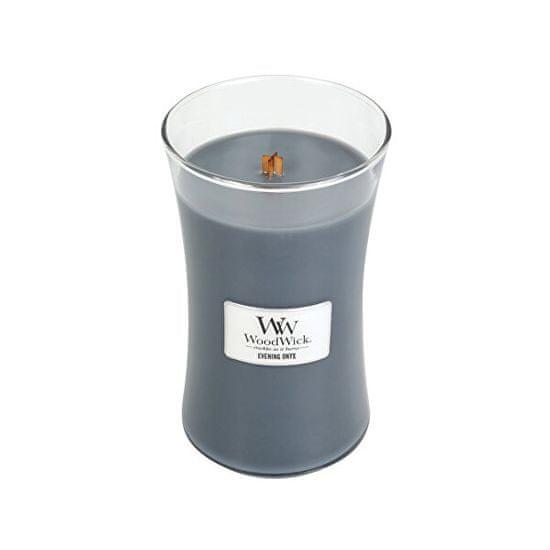 Woodwick Wazon zapachowy ze świecą Evening Onyx 609,5 g