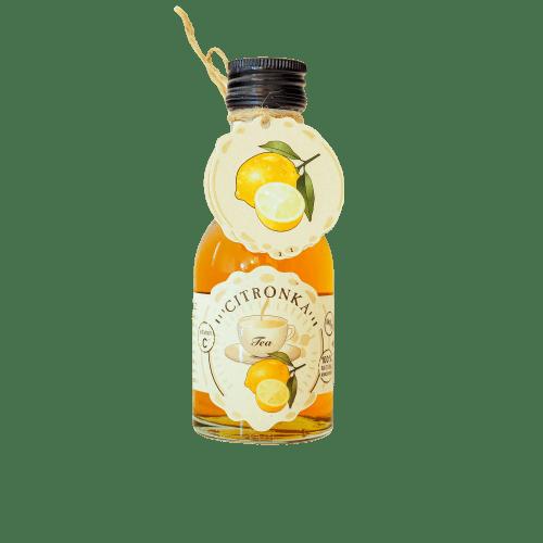 Slaskoukjidlu.cz Citronka - extra silná porce citronů