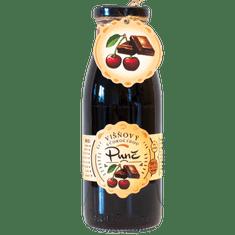 Slaskoukjidlu.cz Višňový punč s čokoládou - zahřejte se tekutým ovocem, 500 ml, čokoláda - višeň