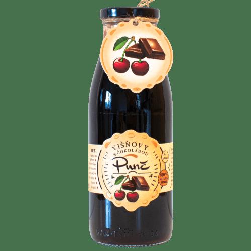 Slaskoukjidlu.cz Višňový punč s čokoládou - zahřejte se tekutým ovocem