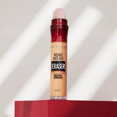 Maybelline Tekutý korektor s penovým aplikátorom (Instant Anti-Age Eraser Concealer) 6,8 ml (Odtieň 02 Nude)