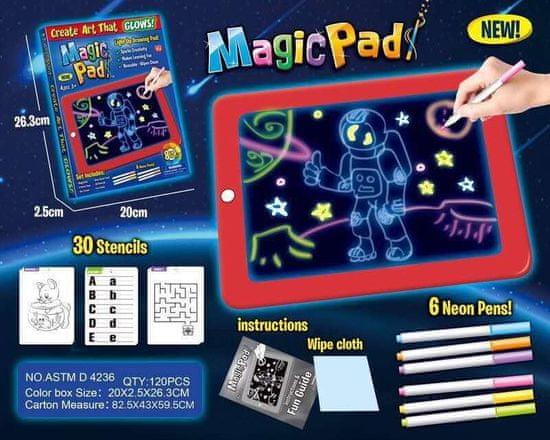 Magic Pad - Risalna tabla