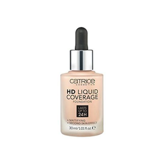 Catrice HD Liquid Coverage folyékony alapozó (Foundation) 30 ml