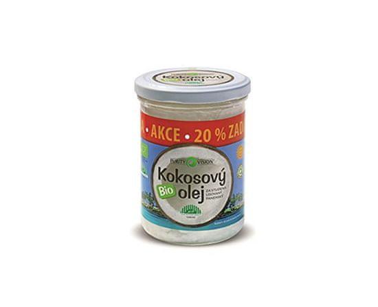 Purity Vision BIO Panenský kokosový olej lisovaný za studena PURITY VISION