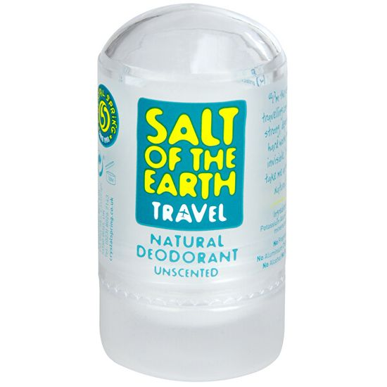 Tuhý krystalový deodorant (Natural Deodorant)