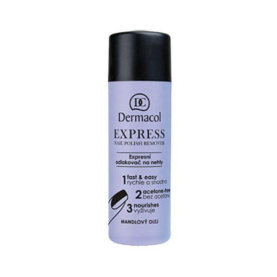 Dermacol (Express Nail Polish Remover) 120 ml