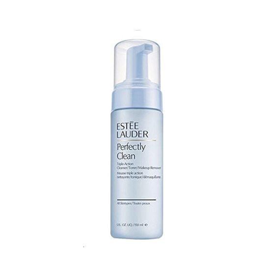 Estée Lauder Čistilna voda, tonik in odstranjevalec ličil 3 v 1 Perfectly Clean Triple Action Cleanser, Tonic and