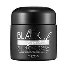 MIZON Pleťový krém s filtrátem sekretu Afrického černého hlemýždě 90% (Black Snail All In One Cream) (Objem 35 ml)