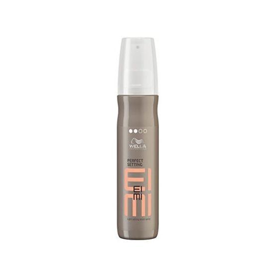 Wella Professional Tej spray haj mennyisége EIMI Tökéletes beállítás ( Light Setting Lotion Spray) 150 ml