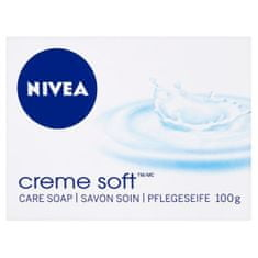 Nivea Krémes szilárd szappan Creme Soft (Creme Soap) 100 g