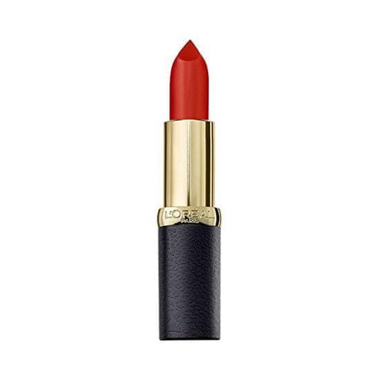 Loreal Paris Nawilżający szminka z efektem matowym ( Riche Matte) Color ( Riche Matte) 3,6 g