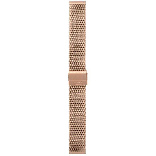 Kronaby Milánský tah rose gold 18 mm A1000-0671