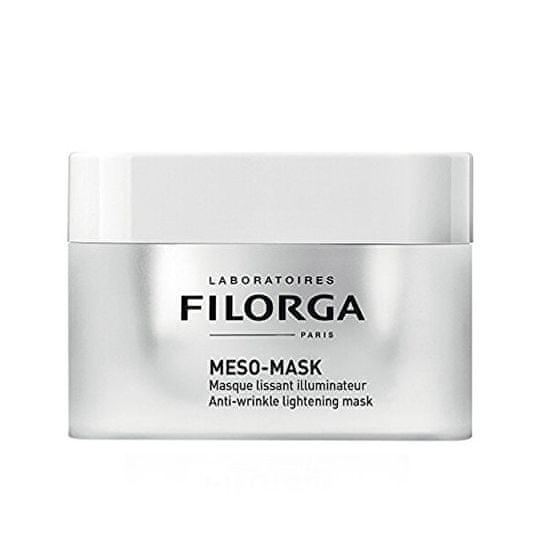 Filorga Maska proti vráskam a pre rozjasnenie pleti Meso Mask ( Smoothing Radiance Mask) 50 ml