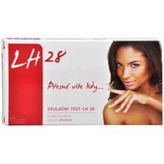 IVT IMUNO Ovulační test LH 28 1 ks