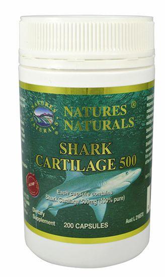 Australian Remedy Shark Cartilage 500 - žraločí chrupavka