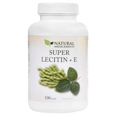 Natural Medicaments Super Lecitin ( Lecithin ) + E 100 tob.