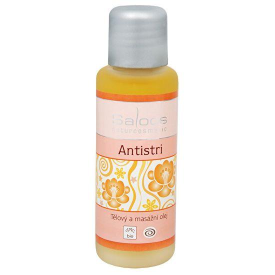 Saloos Bio tělový a masážní olej - Antistri