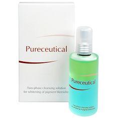 Fytofontana Pureceutical - dvojfázový čisticí roztok na zesvětlení pigmentových skvrn 125 ml