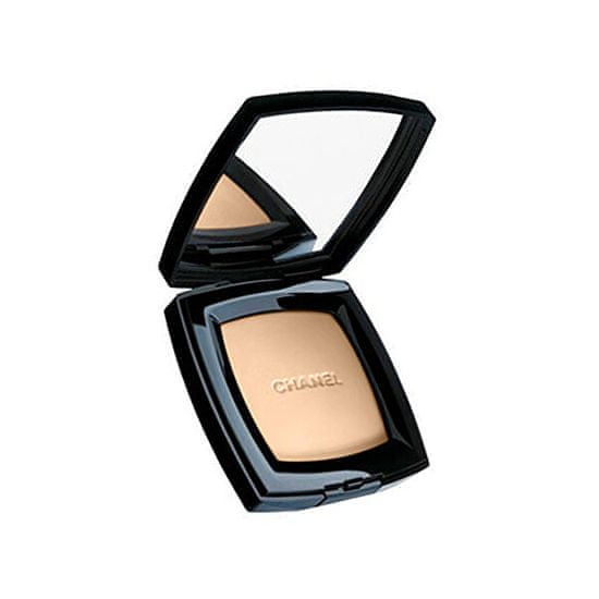 Chanel Puder Compact o naturalnie matowym wyglądzie Poudre Universelle Compact ( Natura l Finish Pressed Po