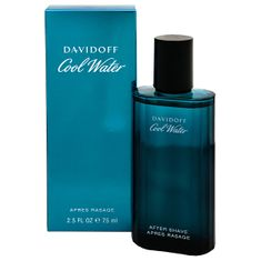 Davidoff Cool Water Man - after shave 75 ml