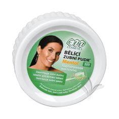 Eva Cosmetics Bělící zubní pudr (menthol) 30 g