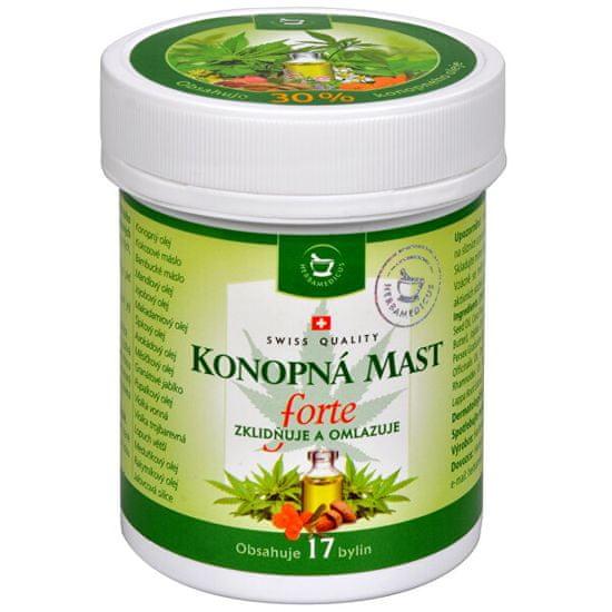 Herbamedicus Konopná mast FORTE 125 ml