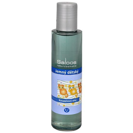 Saloos Kúpeľový olej - Jemný detský