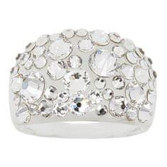 Troli Bubble Crystal gyűrű (Kerület 50 mm)